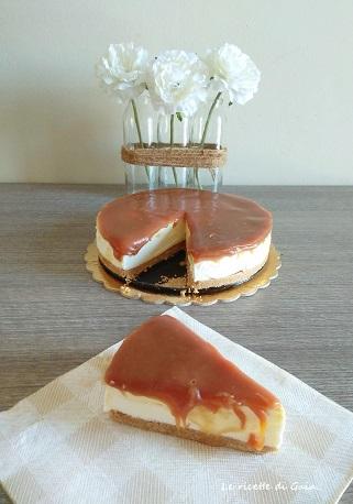 caramel cheesecake 2020